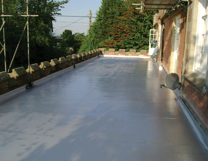 Flat Roofing Systems Contractors